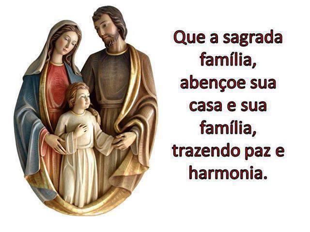 Resultado de imagem para Sagrada Familia, abençoa as Famílias do mundo